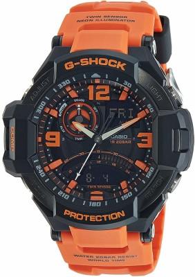 CASIO GA-1000-4ADR G-Shock ( GA-1000-4ADR ) Analog-Digital Watch - For Men
