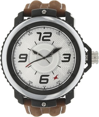 Fastrack NG38017PL02CJ Analog Watch   For Men Fastrack Wrist Watches