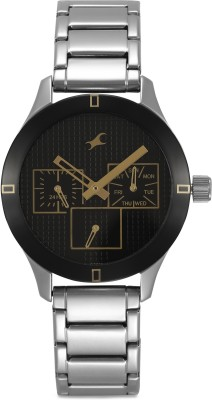 Fastrack 6078SM09 Analog Watch - For Women