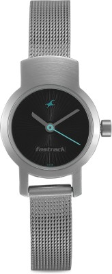 Fastrack NG2298SM03C Basics Analog Watch   For Women Fastrack Wrist Watches