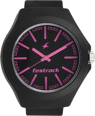 Fastrack Tees Analog Watch   For Men   Women Fastrack Wrist Watches
