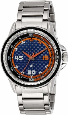 Fastrack 3142SM02 Analog Watch   For Men Fastrack Wrist Watches