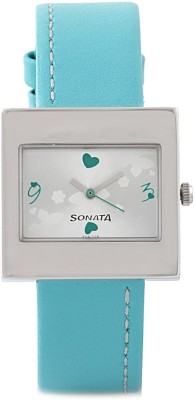 SONATA Yuva Analog Watch   For Women SONATA Wrist Watches