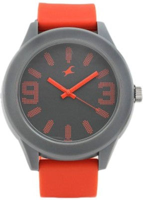 Fastrack NG38003PP08 Tees Analog Watch  - For Men & Women