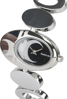Fastrack NG6024SM01 Hip Hop Analog Watch   For Women Fastrack Wrist Watches