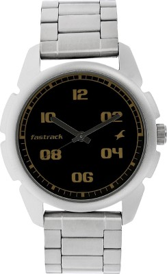 Fastrack 3124SM02 Analog Watch   For Men Fastrack Wrist Watches