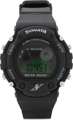 SONATA By Sonata Digital Watch - For Men