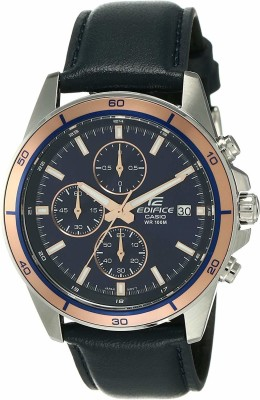 Casio EX302 Edifice   EFR 526L 2AVUDF   Analog Watch   For Men Casio Wrist Watches