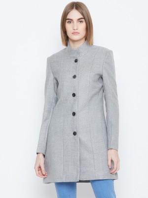 Trufit Polyester Harringbone Coat