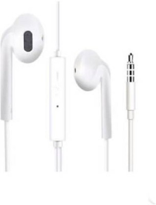 HEZALWOOD Re_d.mi Xia_omi earphone for Note-3/4/5/7/7s/5pro/6pro/7pro/4a Wired Headset(White, Wired in the ear)