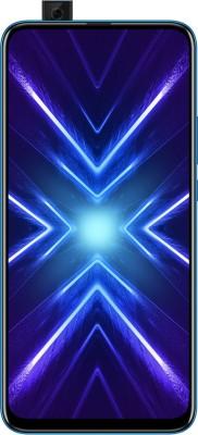 Honor 9X (Sapphire Blue, 128 GB)(4 GB RAM)