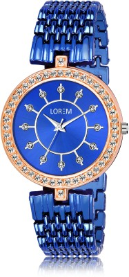 LOREM LK-280 New Latest Designer Analog Watch  - For Girls