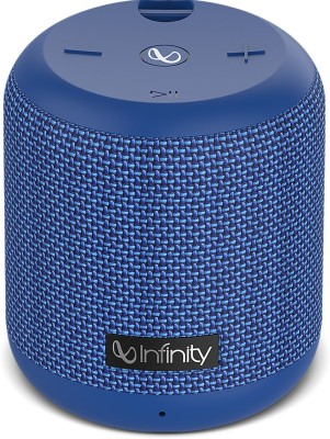 Infinity (JBL) Fuze 99 IPX7 Waterproof 4.5 W Bluetooth Speaker(Blue, Mono Channel)