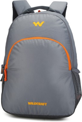 Wildcraft Compact_ 23 L Laptop Backpack Grey