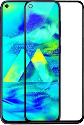 Flipkart SmartBuy Edge To Edge Tempered Glass for Samsung Galaxy M40(Pack of 1)