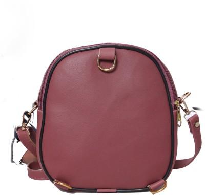 retailbees Maroon Shoulder Bag