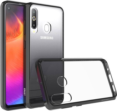 Crust Back Cover for Samsung Galaxy M40(Transparent, Shock Proof)