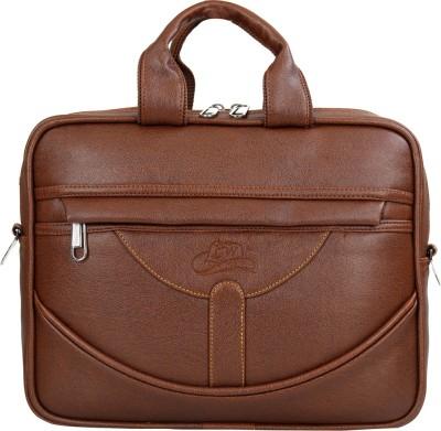Leatherworld 14 inch Laptop Messenger Bag