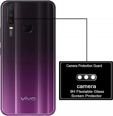 CaseTrendz Camera Lens Protector for Vivo Y17(Pack of 1)