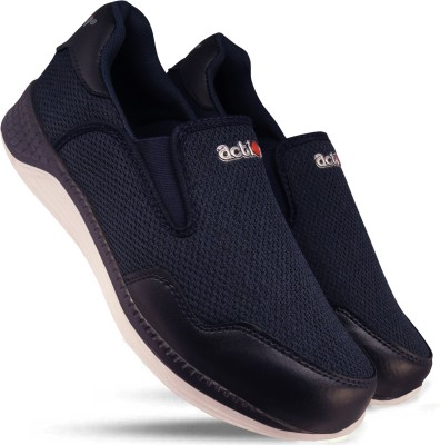 ACTION 7206 Running Shoes For Men(Navy, Blue)