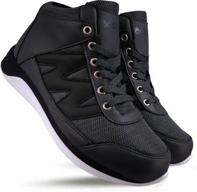 ACTION 7428 Running Shoes For Men(Grey, Black)