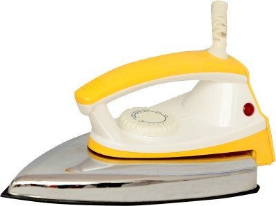 LoFtY Hero Iron 1000 Watt, My best iron 1000 watt 1000 W Dry Iron(Yellow)