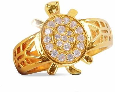 sogo teleshoping Crystal Crystal Gold Plated Ring