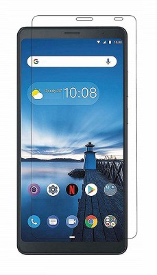 Colorcase Tempered Glass Guard for Lenovo Tab V7(Pack of 1)