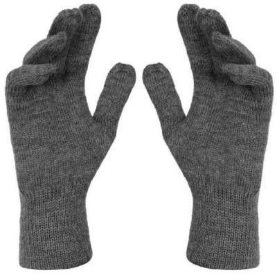 Trendmakerz Solid Winter Men Gloves