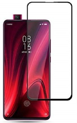 iPaky Edge To Edge Tempered Glass for Redmi Mi K20, K20 Pro(Pack of 1)