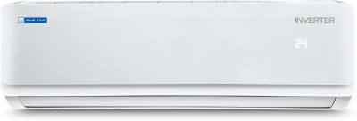 Blue Star 1.2 Ton 3 Star Split Inverter AC  - White(IC315AATU_MPS, Copper Condenser)