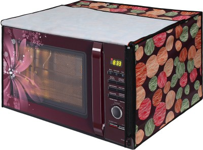 Star Weaves Microwave Oven Cover(Multicolor)