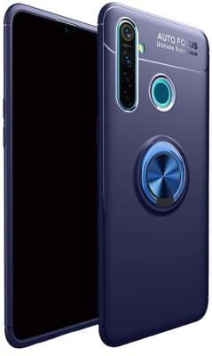 BESTTALK Back Cover for Realme Narzo 10, Realme 5, Realme 5i, Realme 5s(Blue, Shock Proof)