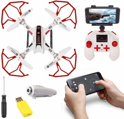 SuperToy Drone Live Video Real-time Streaming FPV WiFi Camera Quadcopter Helicopter Toy(Multicolor)