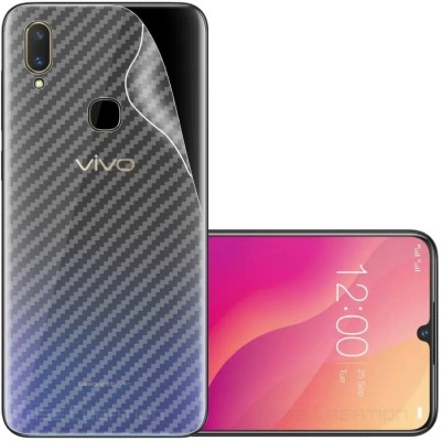 MRNKA Back Screen Guard for Vivo Y91(Pack of 1)
