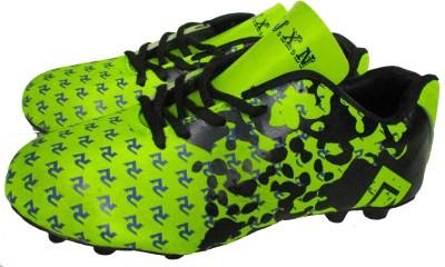 JXN Football Shoes For Men Green
