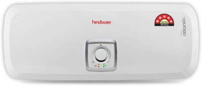 Hindware 25 L Storage Water Geyser (NDEOIZONTAL, White)