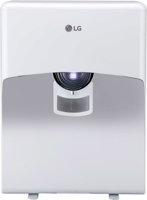 LG WW121EP 8 L RO + UF Water Purifier, White