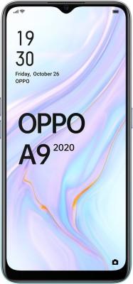 OPPO A9 2020 (Vanilla Mint, 128 GB)(4 GB RAM)