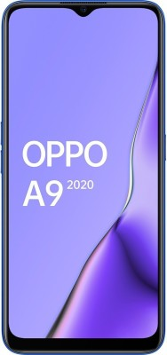 OPPO A9 2020 (Space Purple, 128 GB)  (8 GB RAM)