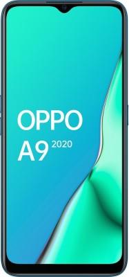 OPPO A9 2020 (Marine Green, 128 GB)(8 GB RAM)