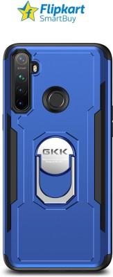 Flipkart SmartBuy Back Cover for Realme Narzo 10, Realme 5, Realme 5i, Realme 5s(Blue, Black, Shock Proof)
