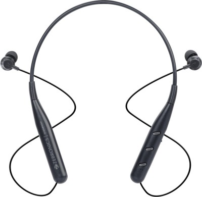 Zebronics ZEB-SYMPHONY Bluetooth Headset(Black, In the Ear)