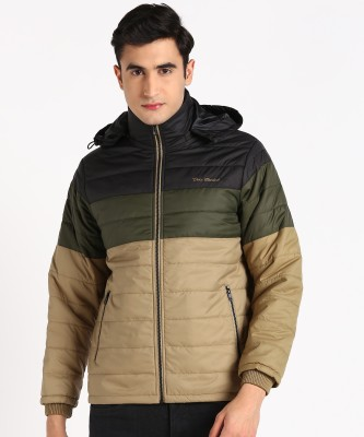 Duke Full Sleeve Colorblock Men Jacket