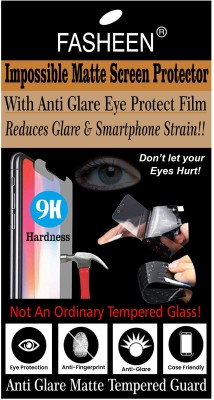 Fasheen Impossible Screen Guard for KARBONN SMART A10(Pack of 1)