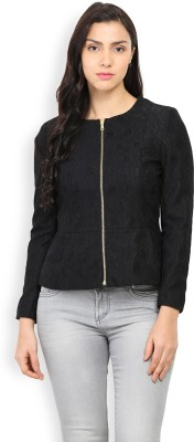 Gipsy Woman Full Sleeve Solid Women Jacket