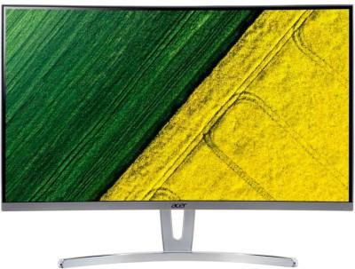 Acer 27 inch Curved Full HD LED Backlit Monitor (ED273)(HDMI, VGA, Inbuilt Speaker)