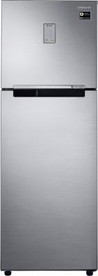 Samsung 275 L Frost Free Double Door 3 Star  2020  Refrigerator