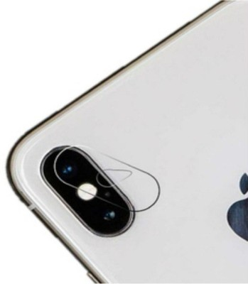 TrustEdge Camera Lens Protector for Iphone XS 2.5D curved edges(Pack of 1)