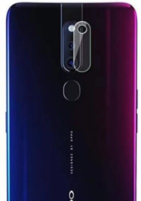 TrustEdge Camera Lens Protector for Oppo F11 Pro 2.5D curved edges(Pack of 1)